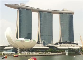 싱가포르 마리나베이샌즈 호텔