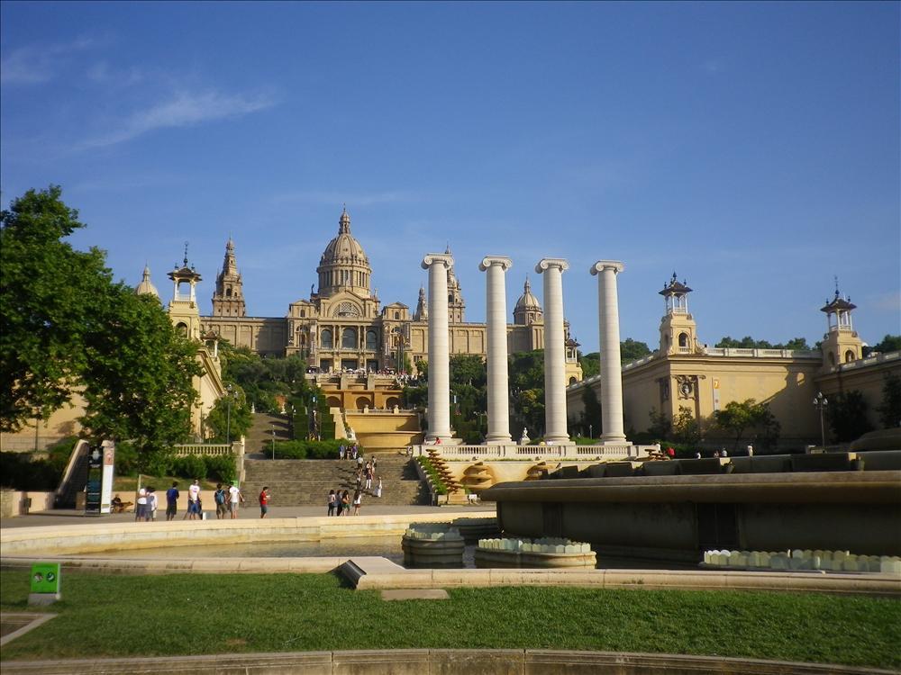 바르셀로나 카탈루냐 국립미술관