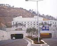홍지문터널