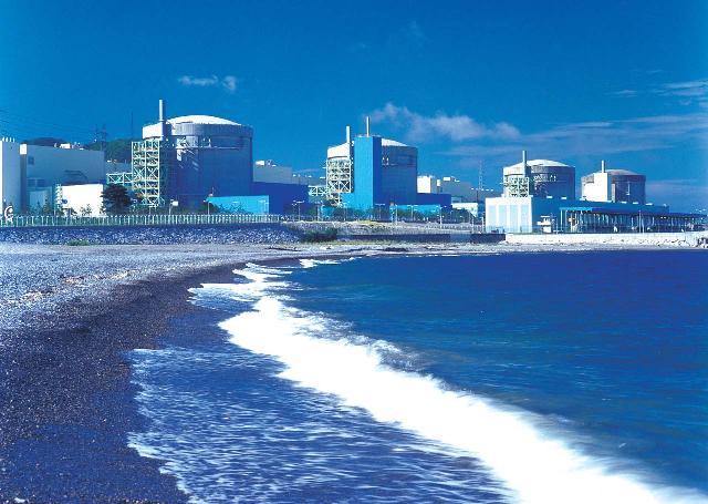 월성 원자력 발전소