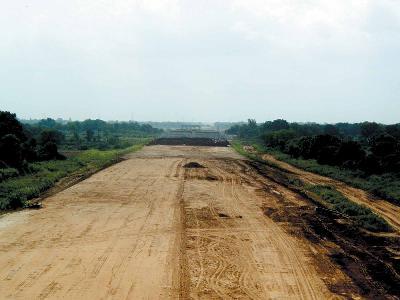 인도 암다바드-받다라 고속도로(2공구)_시공
