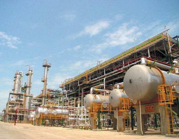 마데로 정유공장_Gas oil hydro-desulfurization plant