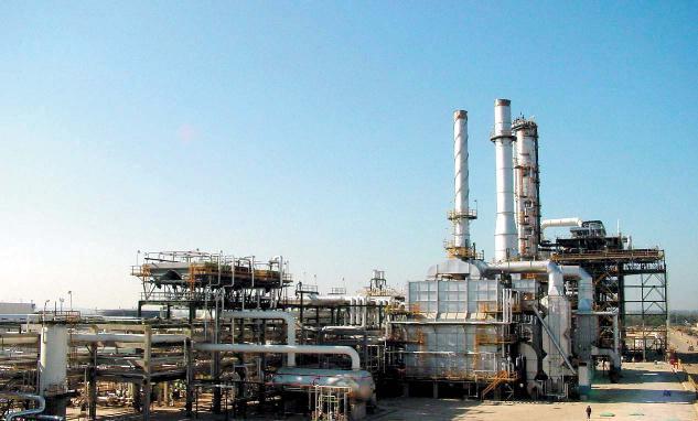 마데로 정유공장_Combined BA plant