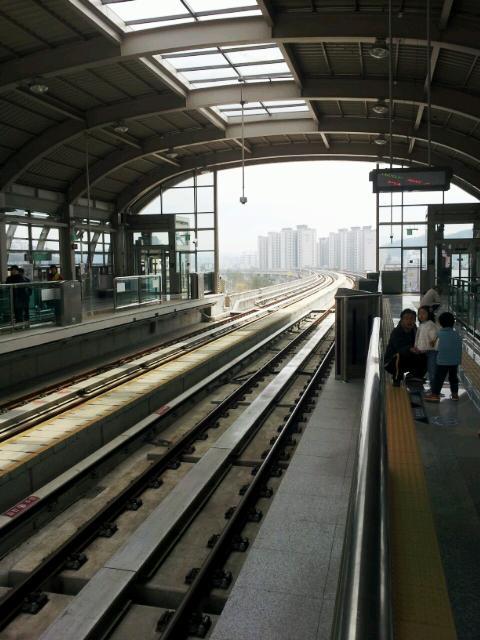 용인경량전철 에버라인 개통