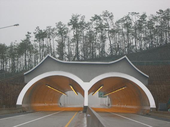 고속국도 제253호선(고창-담양) 송강정터널